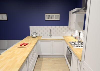 kitchen renovation coates gardens